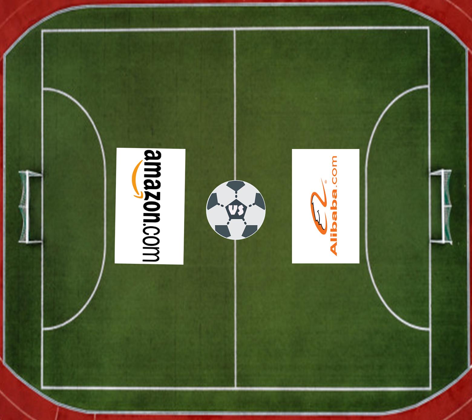 Amazon contre Alibaba, un match de géants
