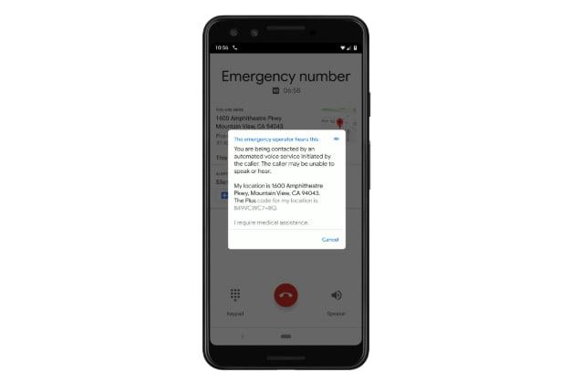 Les smartphones Android pourront bientôt appeler des secours automatiquement