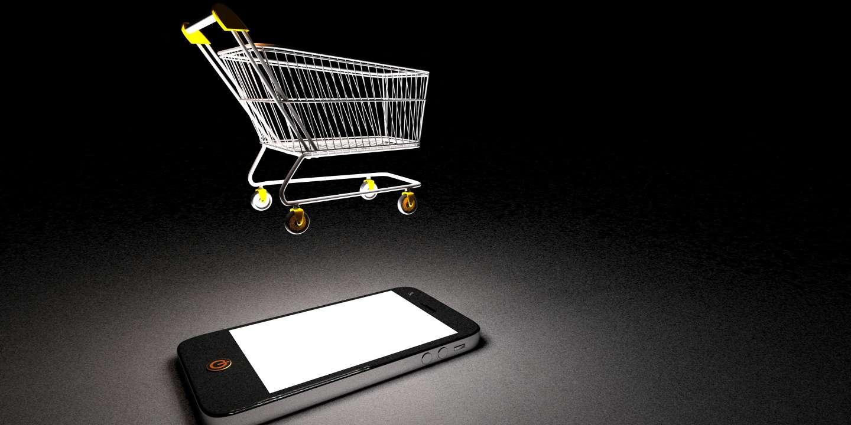 sur les sites de vente en ligne, le nécessaire passe avant le superflu
