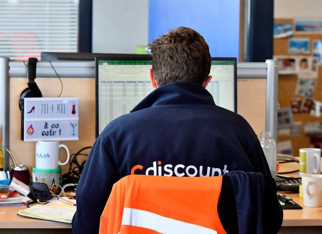 Les bureaux de Cdiscount, à Cestas (Gironde), en février 2019.