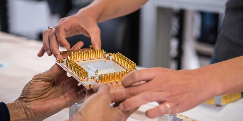 «La réalisation effective de l'ordinateur quantique laisse entrevoir une révolution de rupture qui touchera tous les domaines industriels»